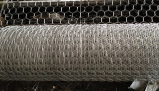 Wire Mesh Netting for Chicken and Rabbit Farming Uses